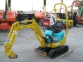 Where to rent MINI EXCAVATOR YANMAR V08 3349 in Louisville KY