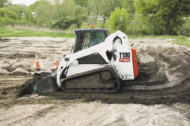 Where to find BOBCAT T190 in Louisville