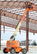 Where to rent BOOM LIFT, JLG600AJ 26998 G in Louisville KY