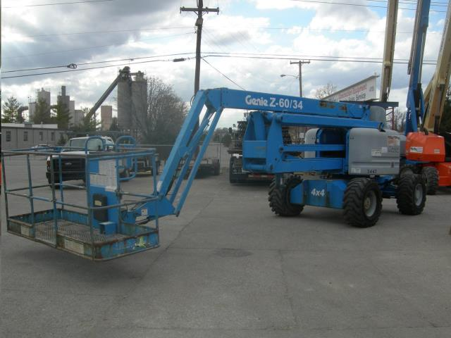 Where to find BOOM LIFT GENIE Z60 34 D F 3447 in Louisville