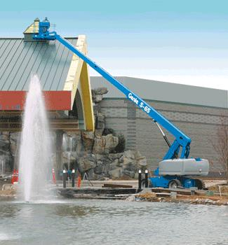 Where to find BOOM LIFT GENIE S85 in Louisville