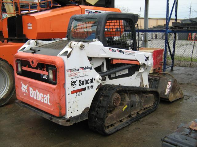 Where to find BOBCAT T550 SKID LOADER 11400 H F in Louisville
