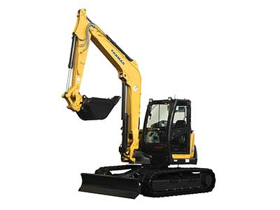 Excavator rentals in Southern Indiana