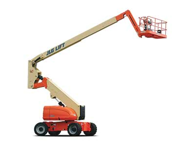 Rent Articulated Boom Lifts