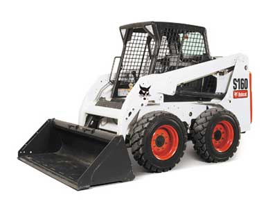 Skid steer rentals in Southern Indiana